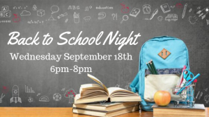 Back to School Night(1)