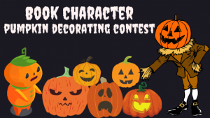 Book Character Pumpkin Contest