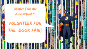 Book Fair Volunteer