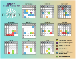 School District Of Philadelphia Calendar 2020 C.W. Henry School PTA | Calendars