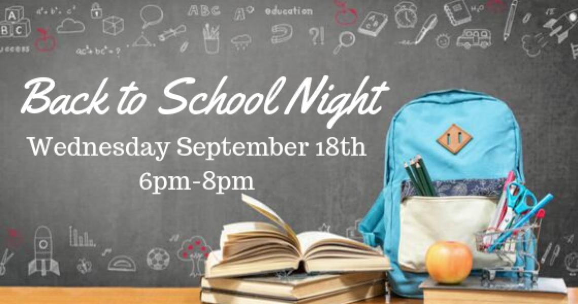 Back to School Night(1)