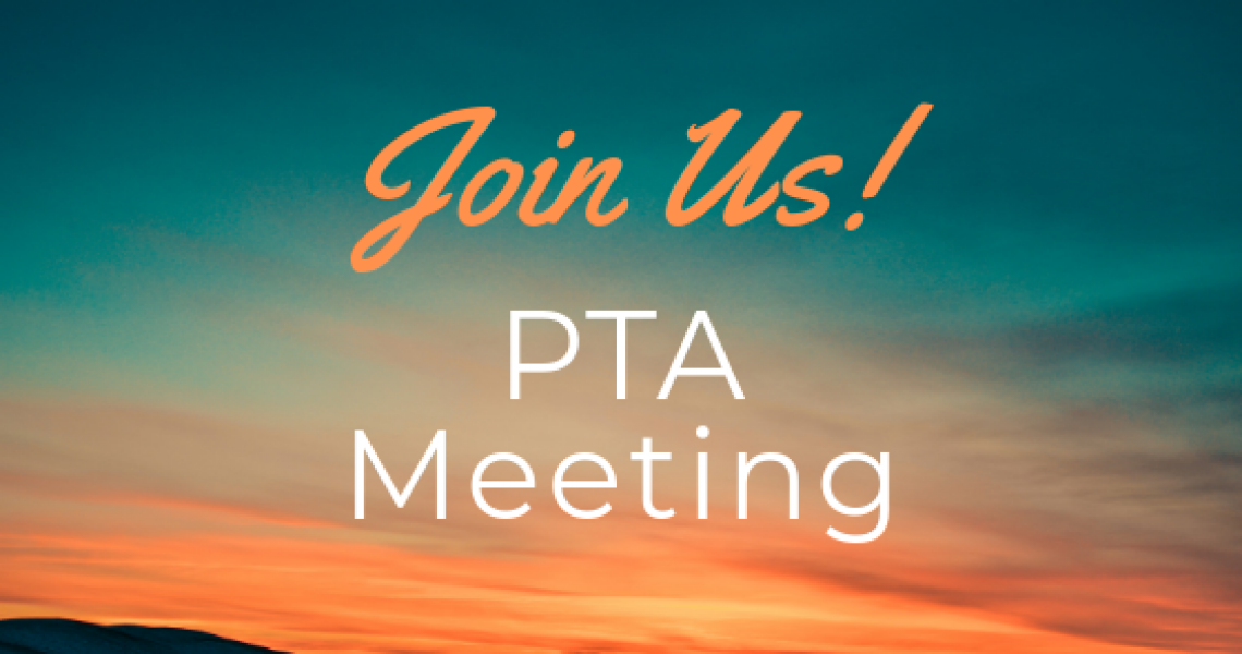 July PTA Meeting